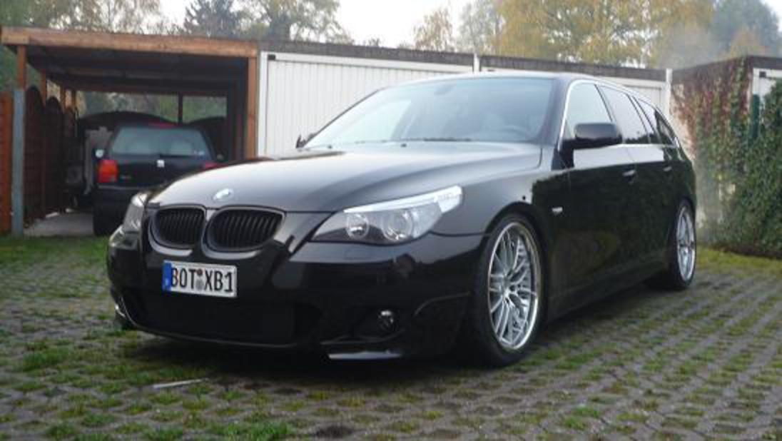 BMW 535D TOURING 730NM mit 332PS