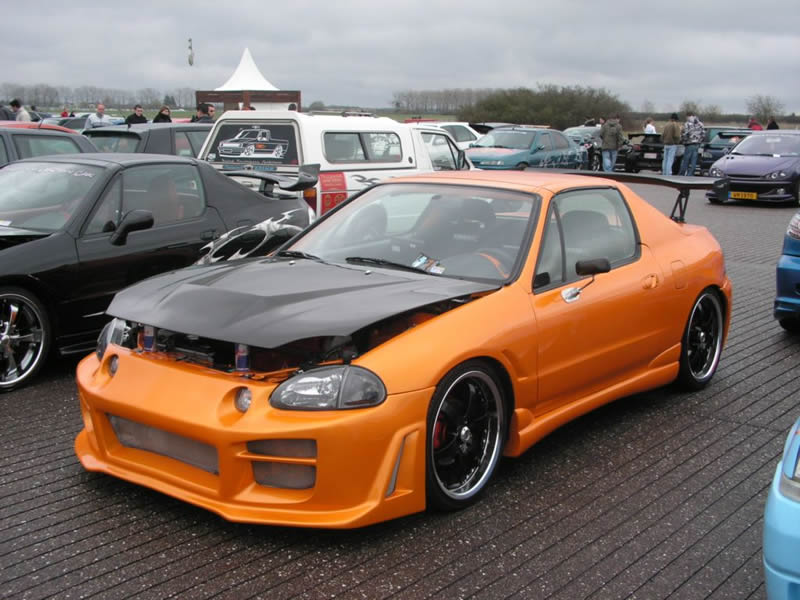 topworldauto photos of honda crx del sol photo galleries. Black Bedroom Furniture Sets. Home Design Ideas