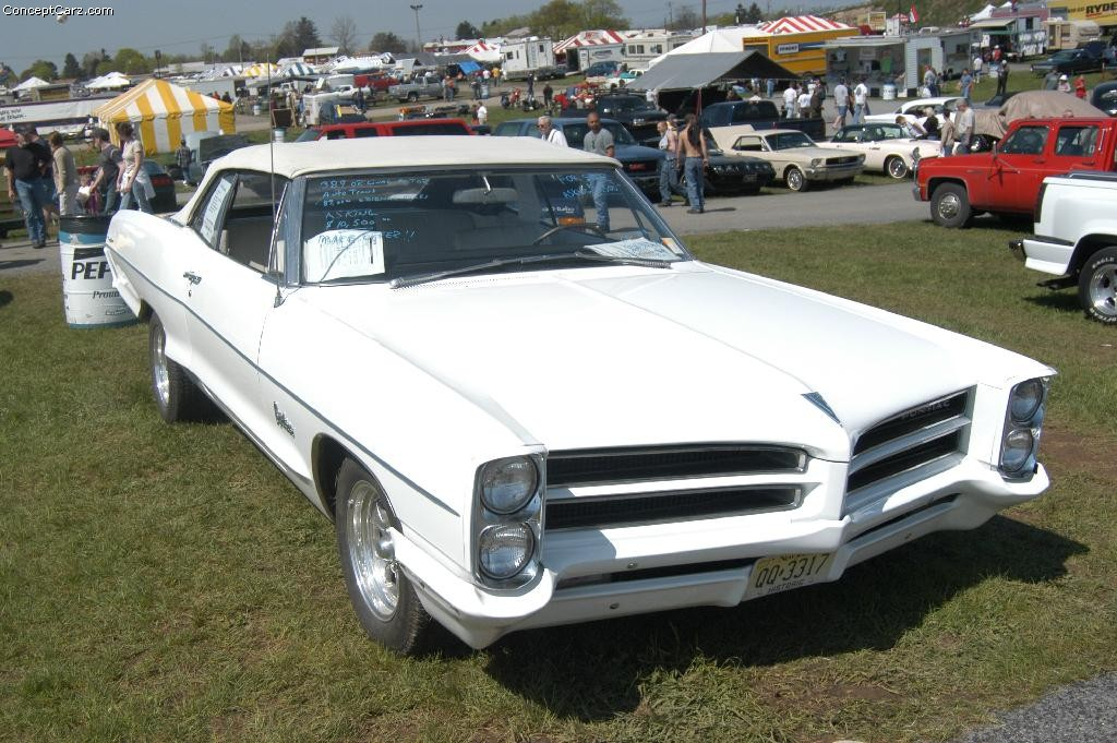 1966 Pontiac Catalina auction sales and data.