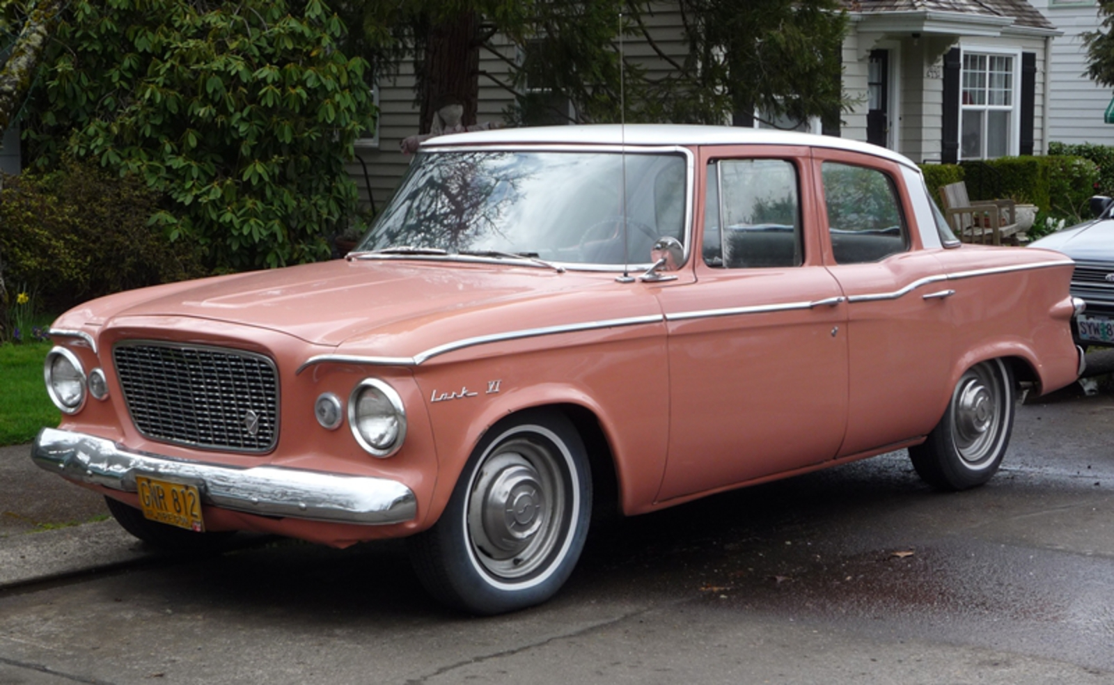 Curbside Classic: 1961 Studebaker Lark VI | The Truth About Cars