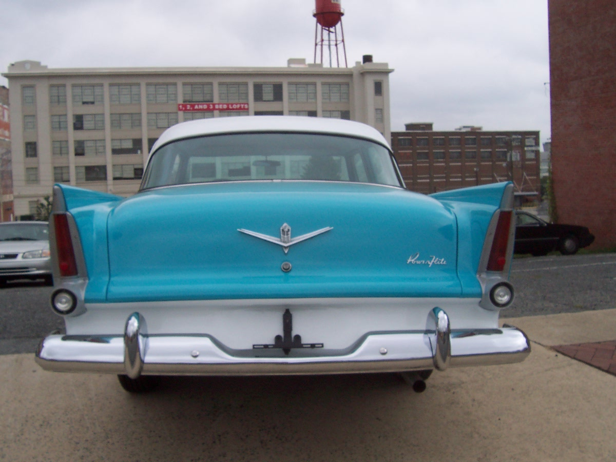 1956 Plymouth Savoy 4dr