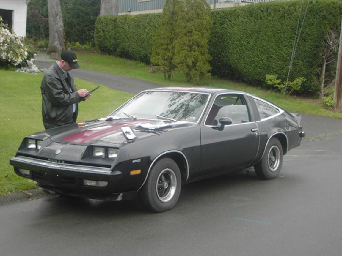 TopWorldAuto >> Photos of Chevrolet Monza - photo galleries