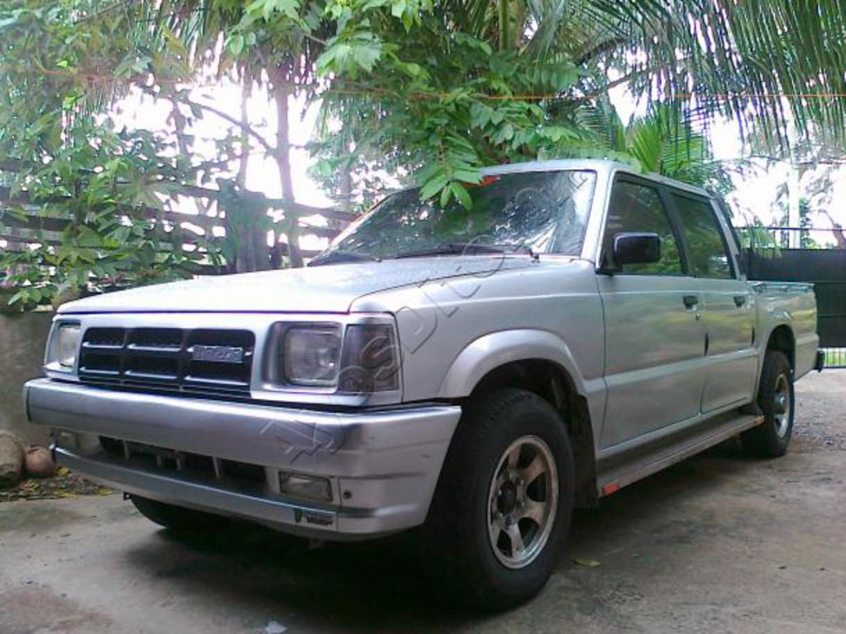 Mazda B2200 Series. View Download Wallpaper. 609x456. Comments