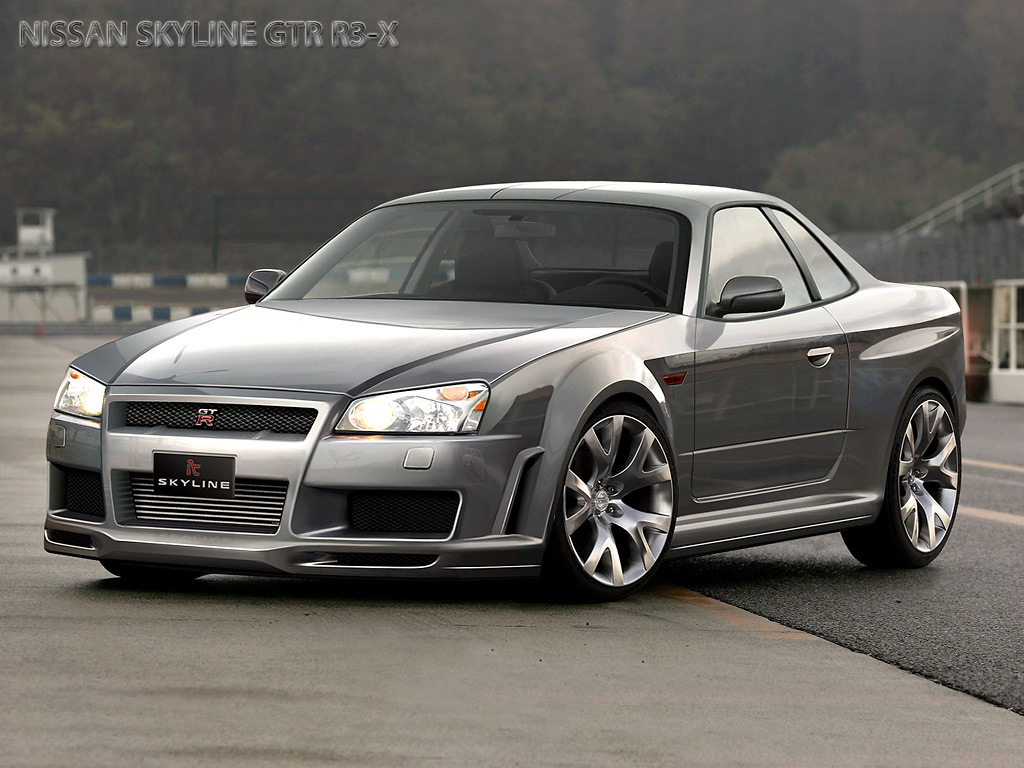 Nissan Skyline R34-GT. View Download Wallpaper. 1024x768. Comments