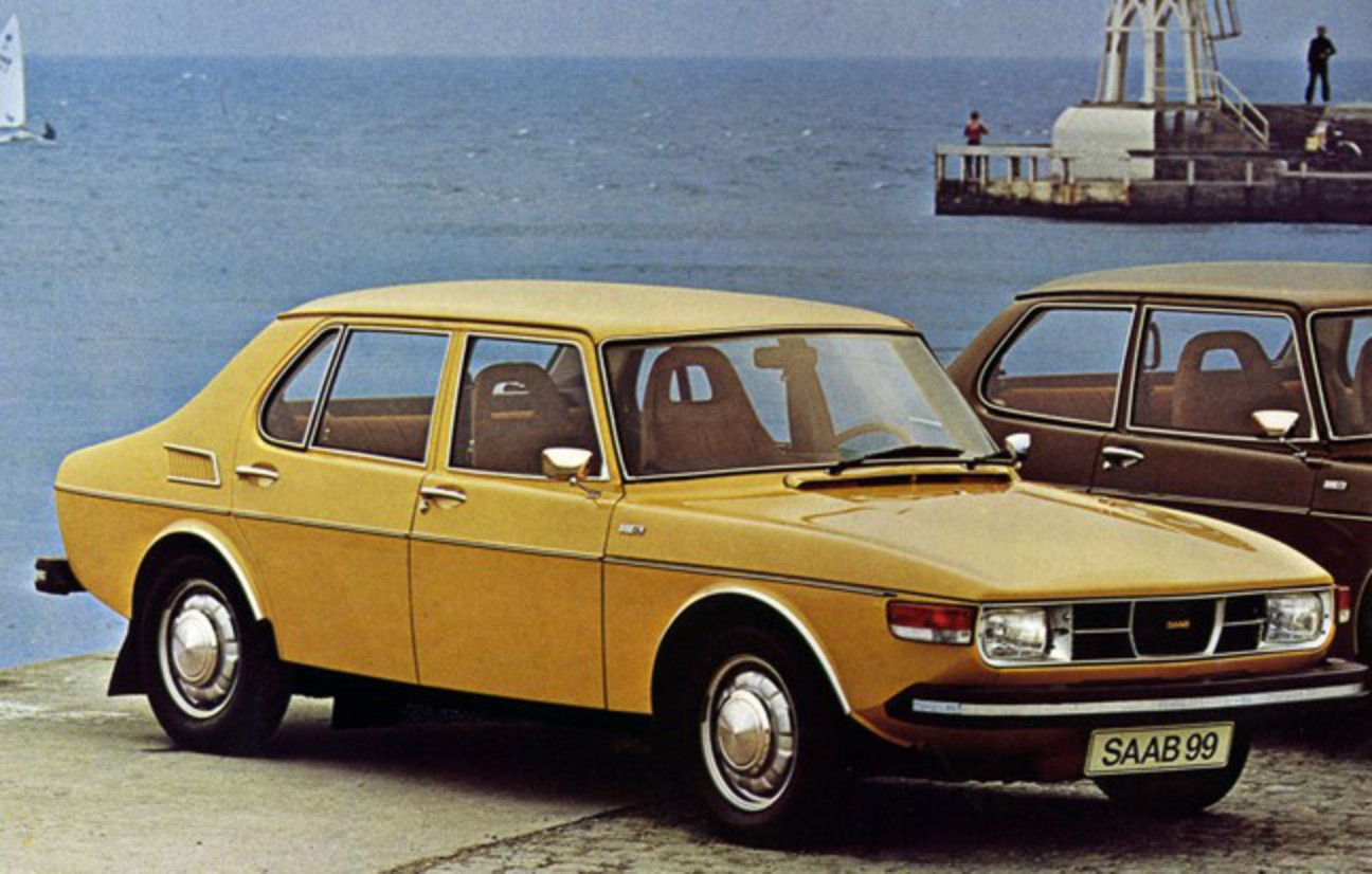 Saab 99 - Car Photo Gallery