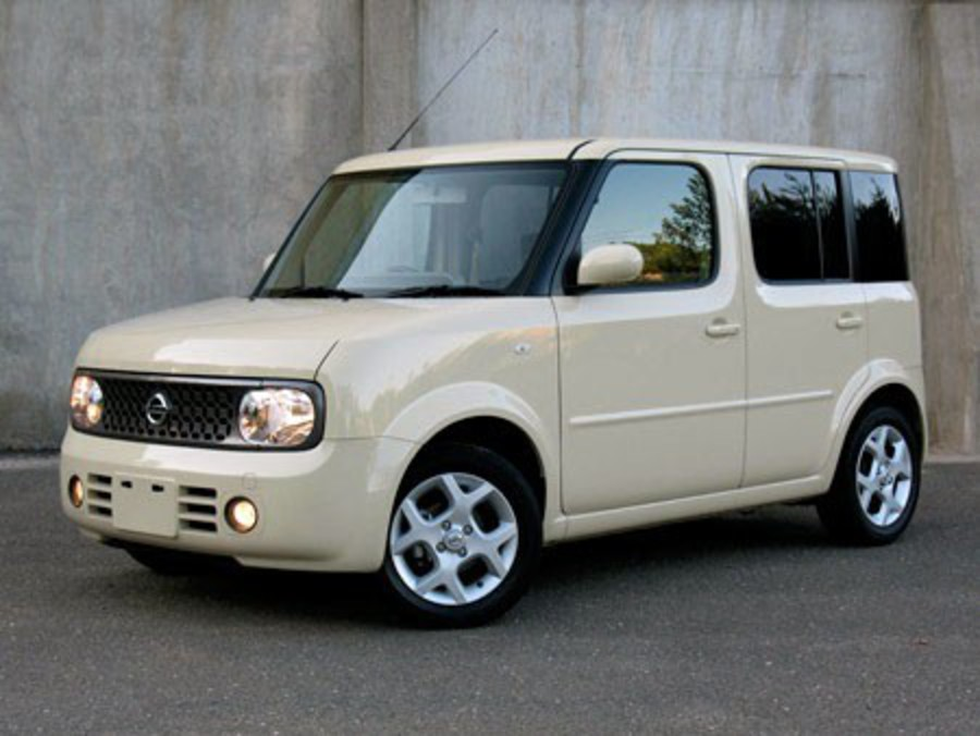 2008 Nissan Cube – Click above for high-res image gallery