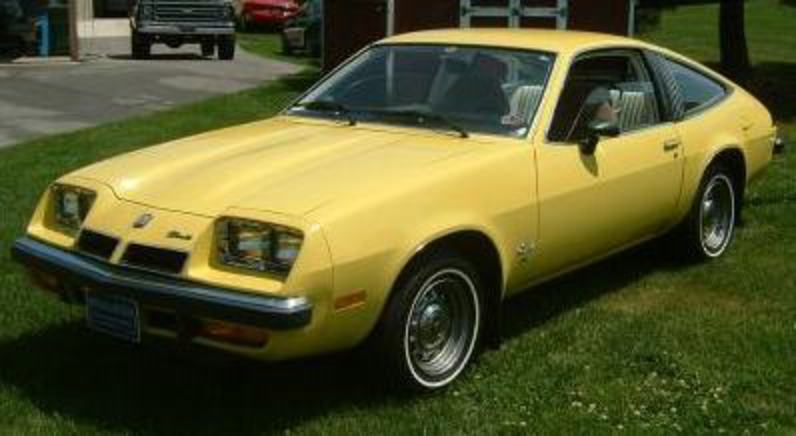 1976 Oldsmobile Starfire picture, exterior