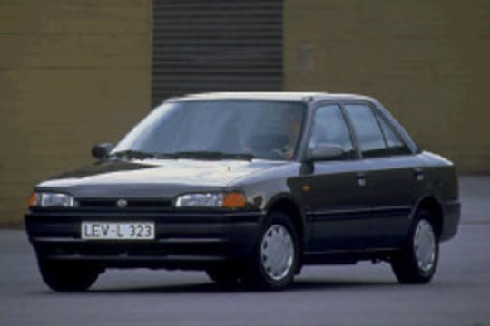 The car was a direct competitor of the Toyota Corolla Honda Civic.