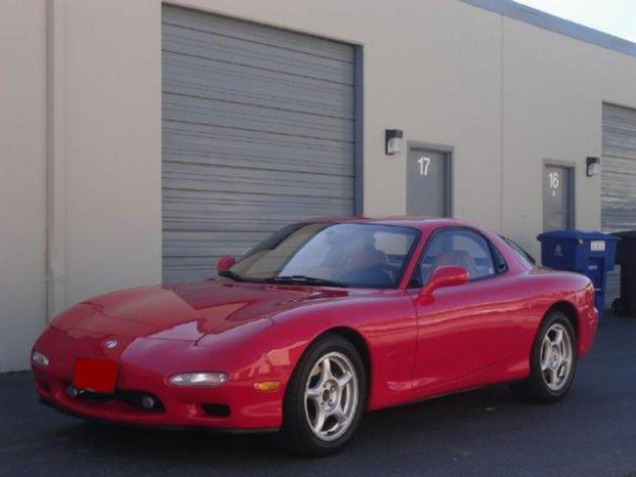 Pictures of 1993 Mazda RX-7 Twin Turbo Touring