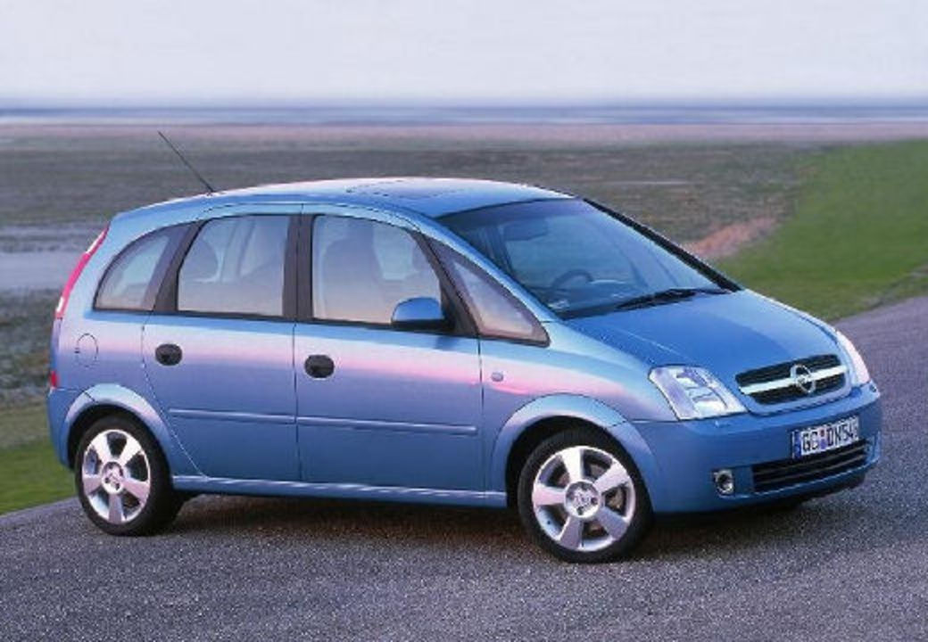Opel meriva cdti (858 comments) Views 10610 Rating 52