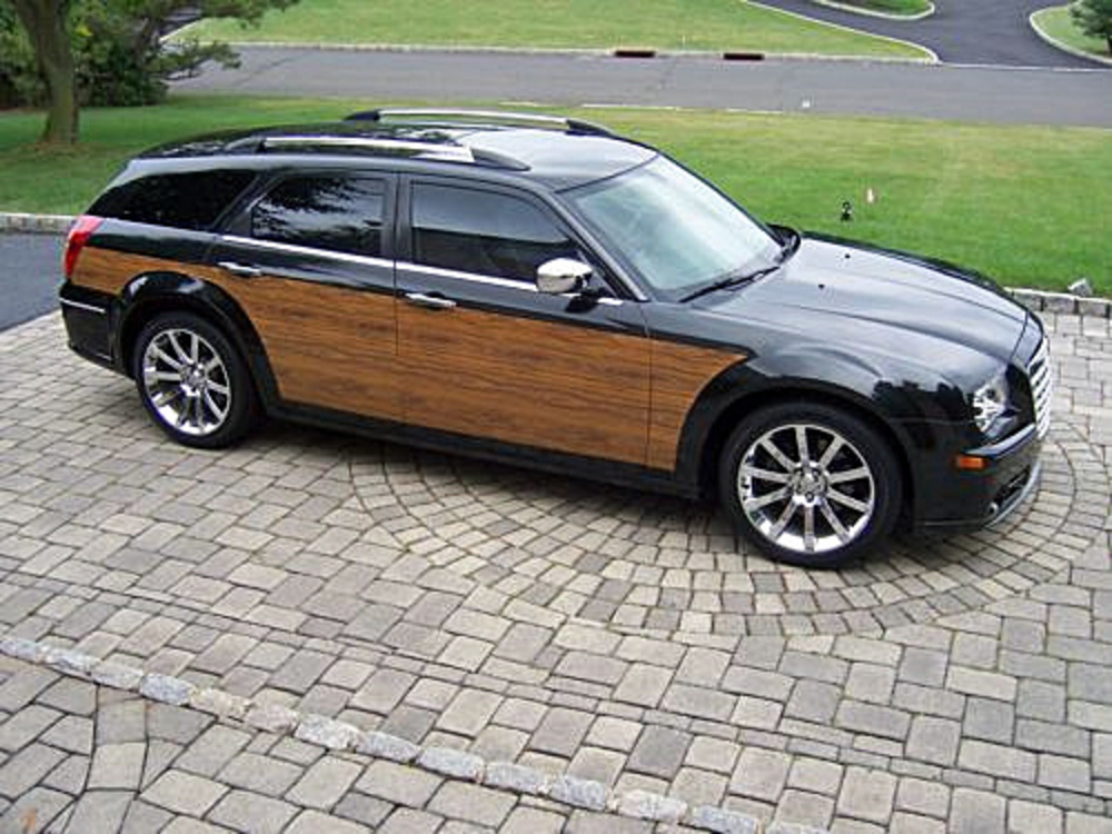 Bmw Twin Cab >> TopWorldAuto >> Photos of Chrysler 300 Wagon - photo galleries