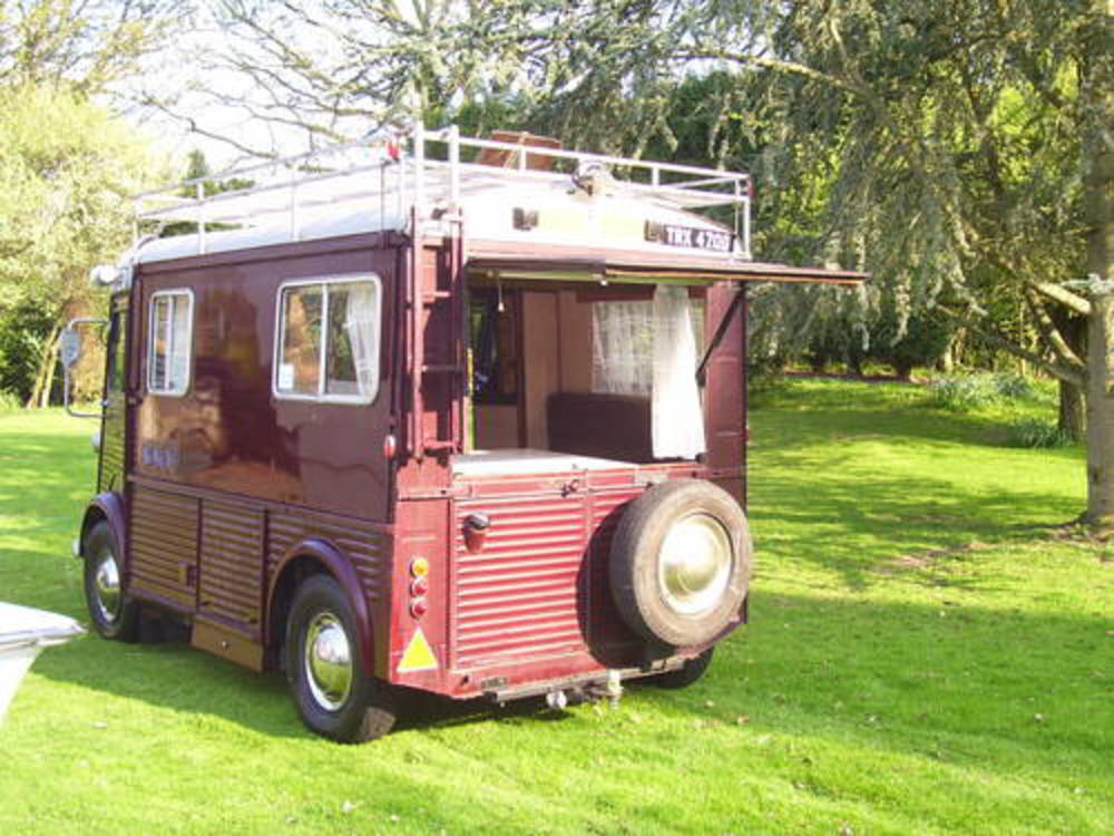 topworldauto photos of citroen hy camper photo galleries. Black Bedroom Furniture Sets. Home Design Ideas