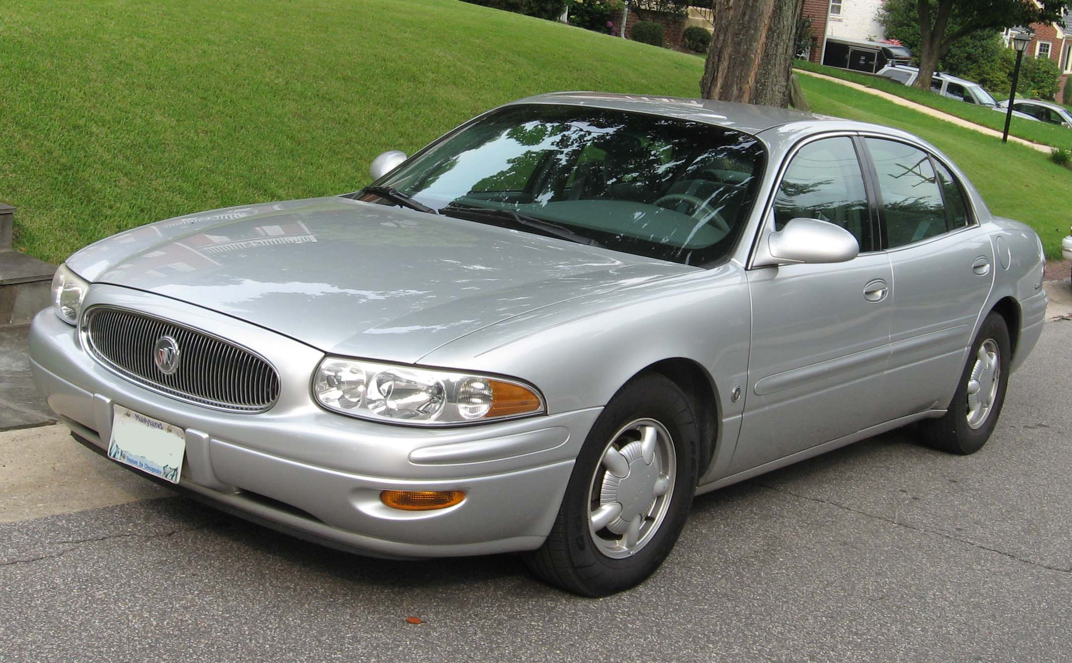 Buick LeSabre - 2160 x 1336, 05 out of 12