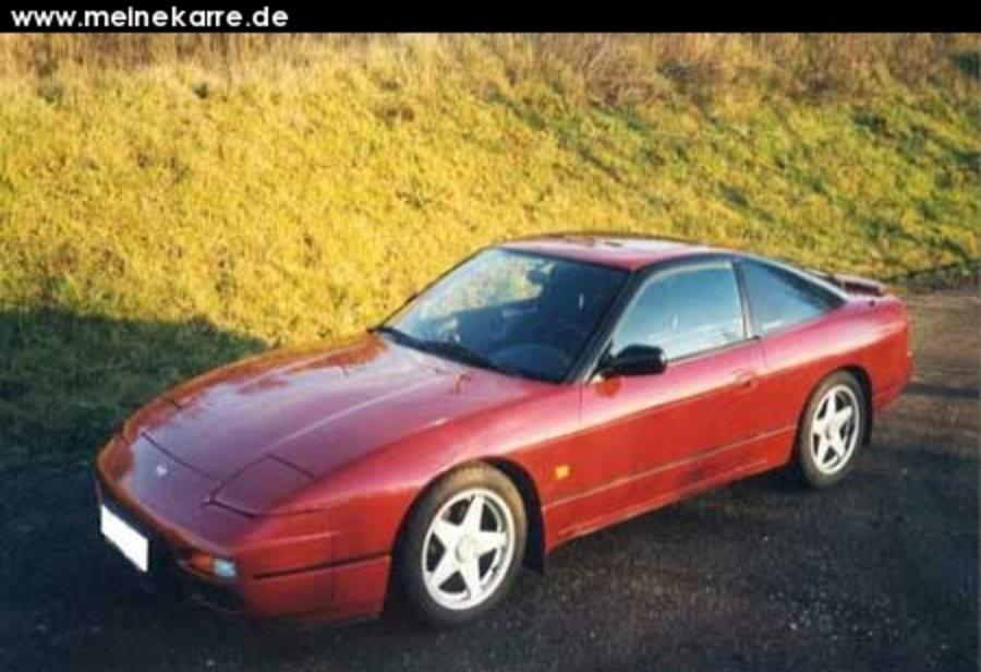 Nissan 200 SX 1.8 Turbo AT image 3