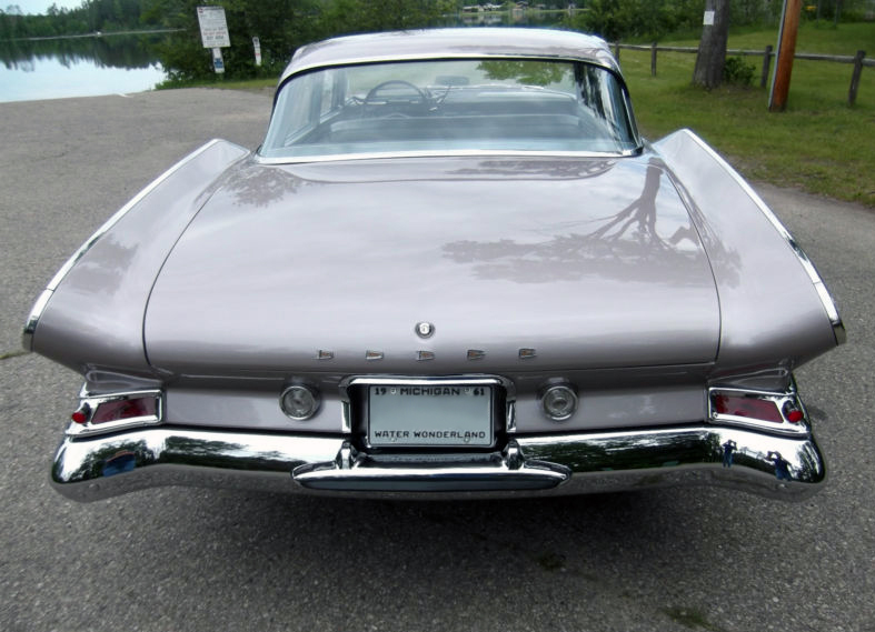 File:1961 Dodge Seneca rear.jpg. No higher resolution available.