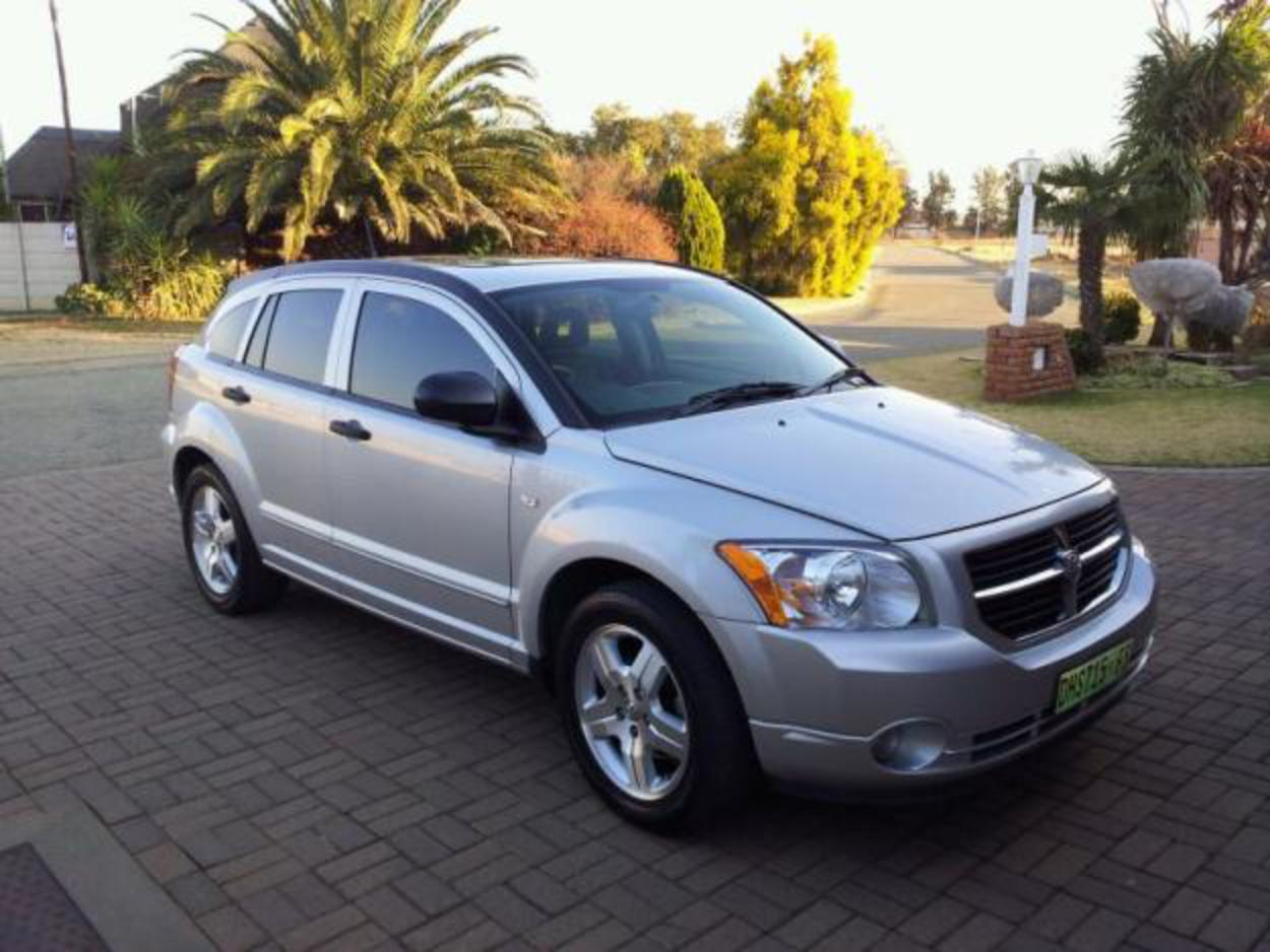2007 dodge caliber sxt crd 2.0 for sale!! - Cars
