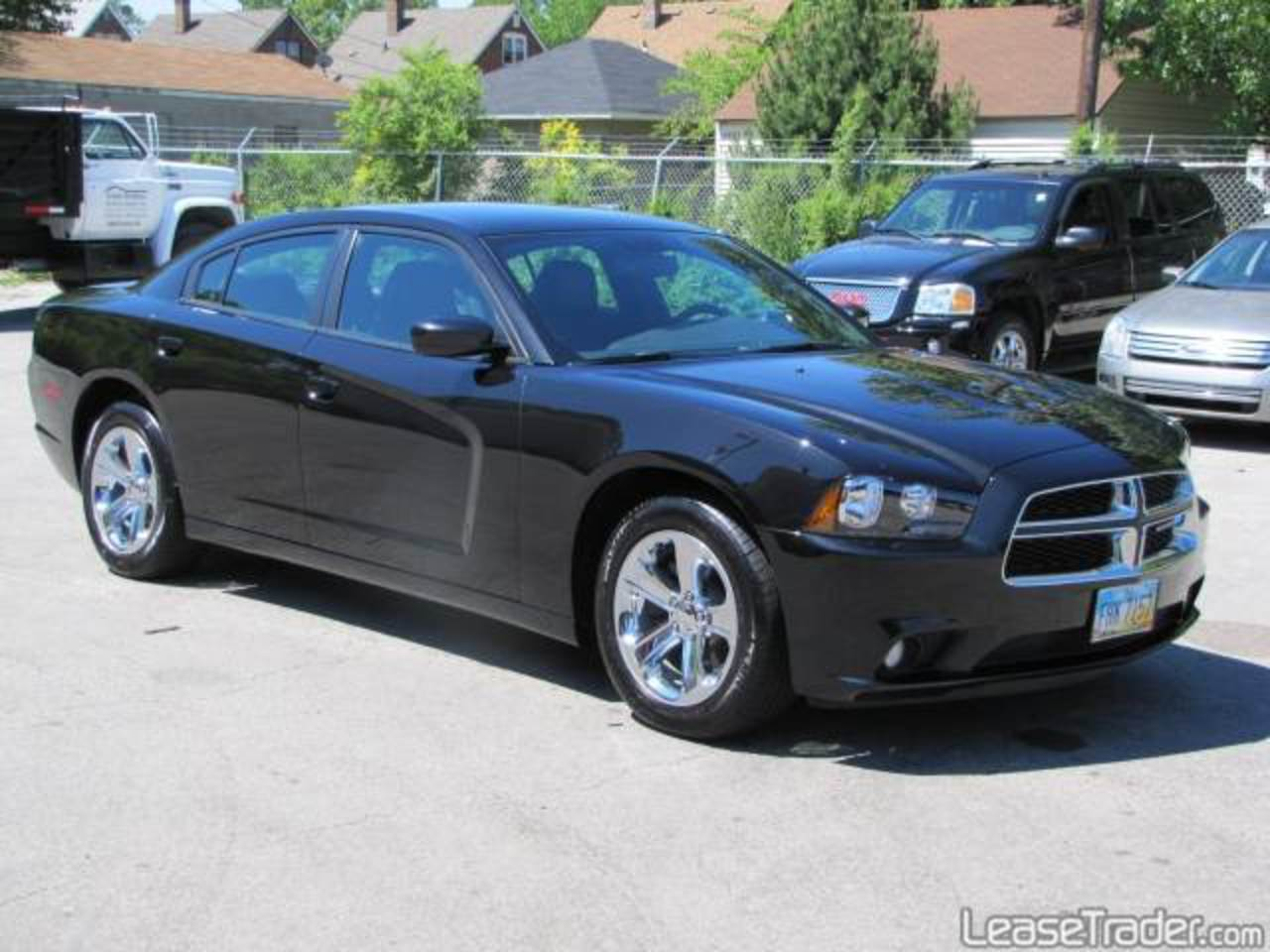 Dodge Charger SE Lease