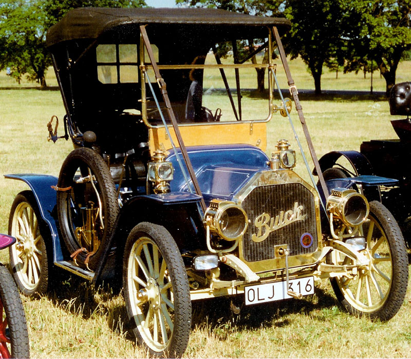 Buick Model 14 Runabout 1910