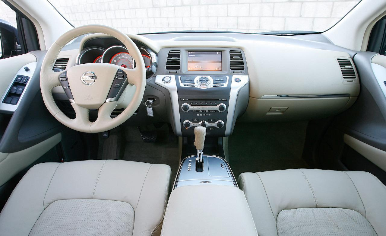 topworldauto   nissan murano sl photo galleries