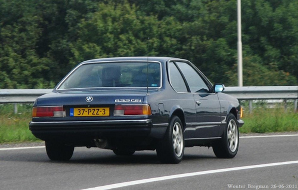 BMW 633 CSI Automatic. View Download Wallpaper. 500x319. Comments