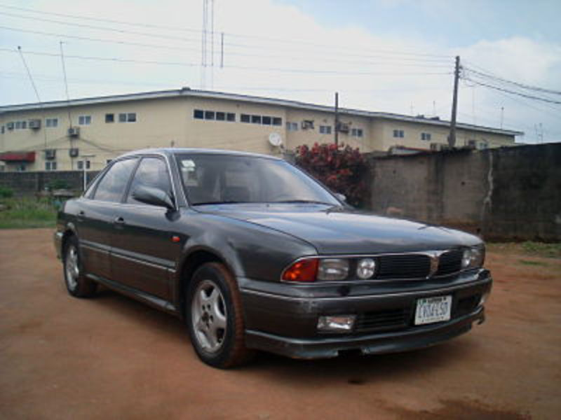 1997 Clean Mitsubishi Sigma For Sale - Autos - Nairaland
