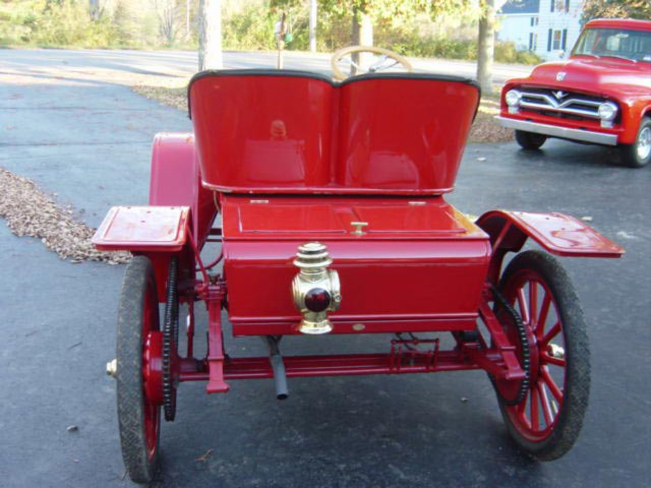 1911 Buick Model 14 Runabout