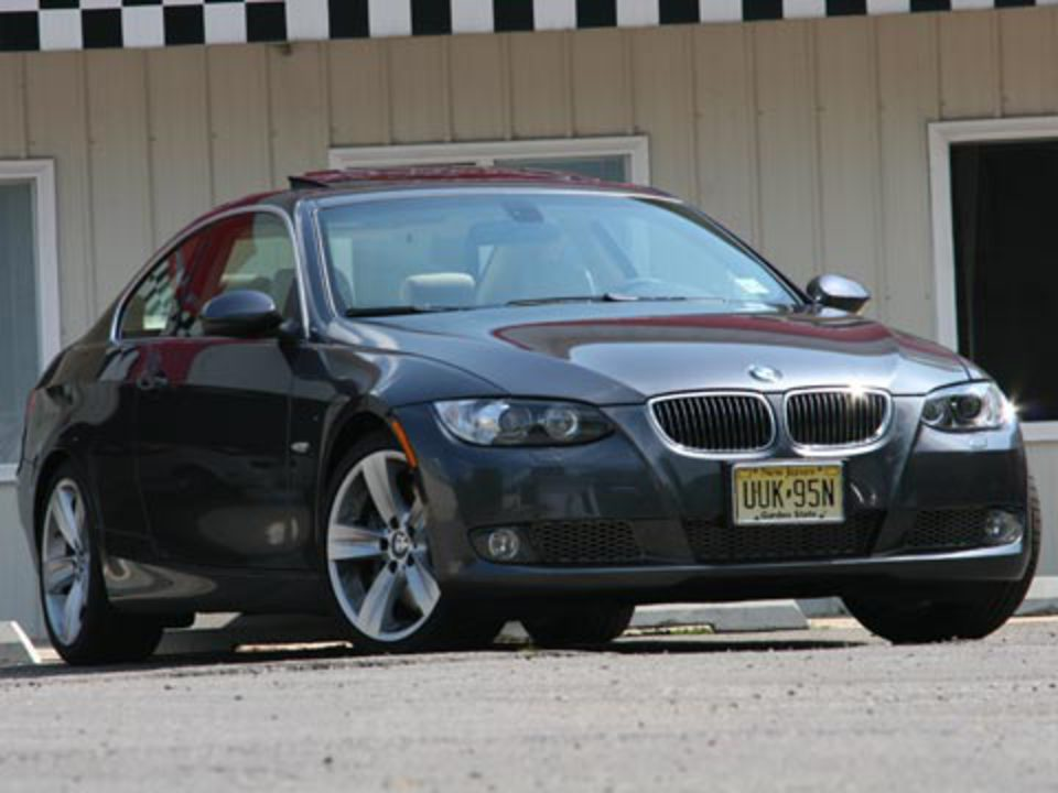 BMW 335xi Coupe: photo #2