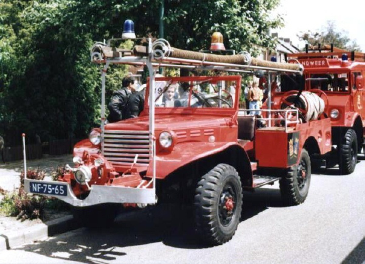 Dodge Power Wagon Fire Truck. View Download Wallpaper. 600x434. Comments