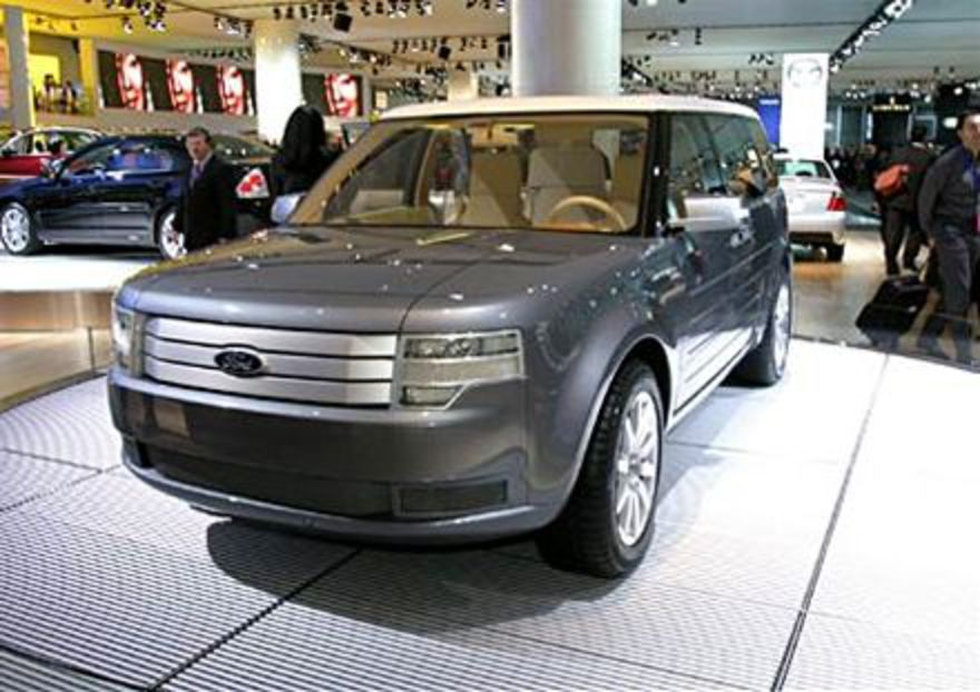 Ford fairlane concept (221 comments) Views 48387 Rating 93