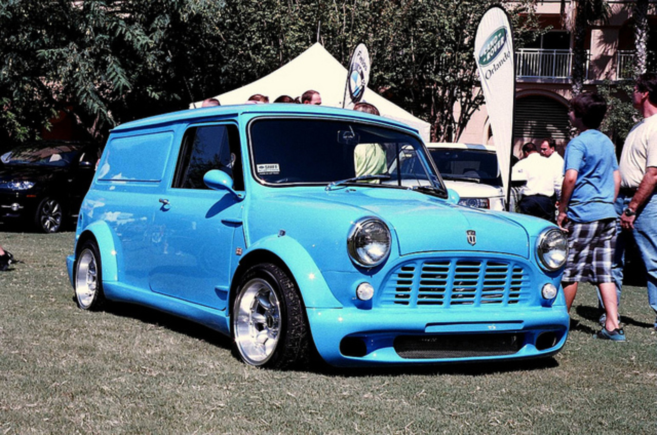 TopWorldAuto >> Photos of Austin Mini Van - photo galleries