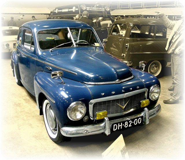 Volvo PV444LS. View Download Wallpaper. 640x553. Comments