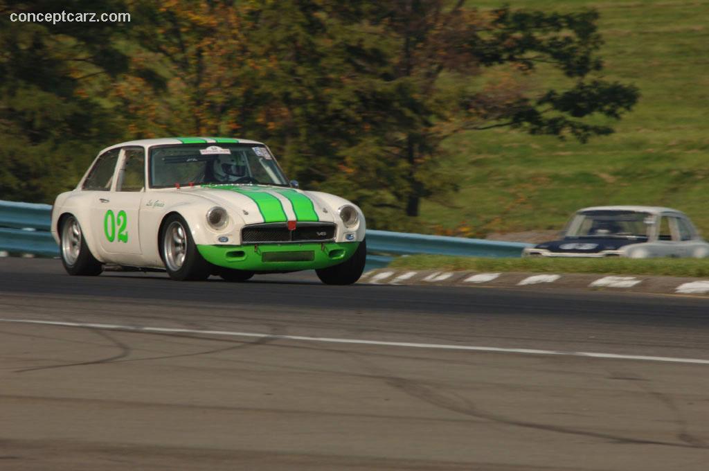 TopWorldAuto >> Photos of MG MGB GT - photo galleries