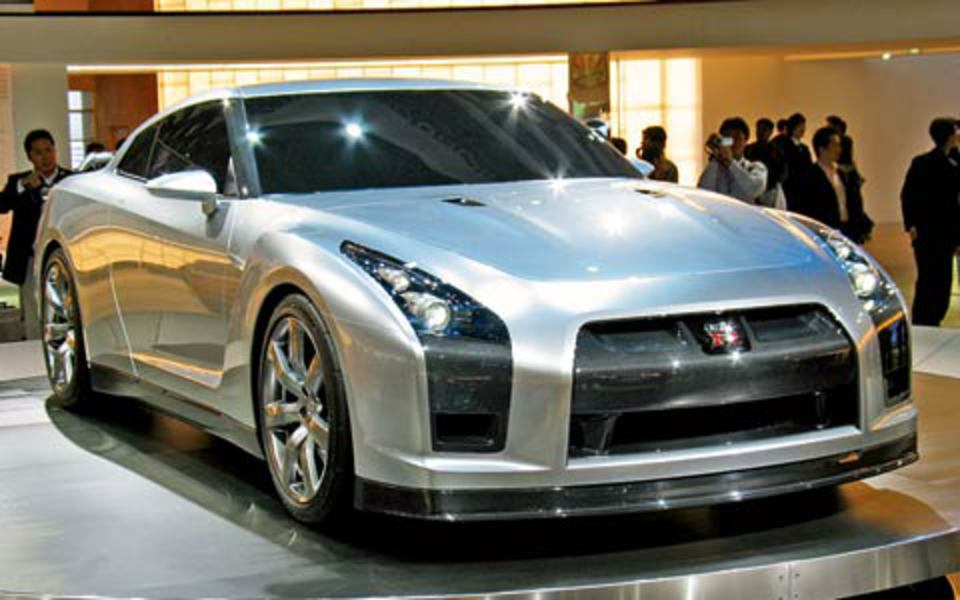 Nissan Skyline GT-R. View Download Wallpaper. 480x300. Comments