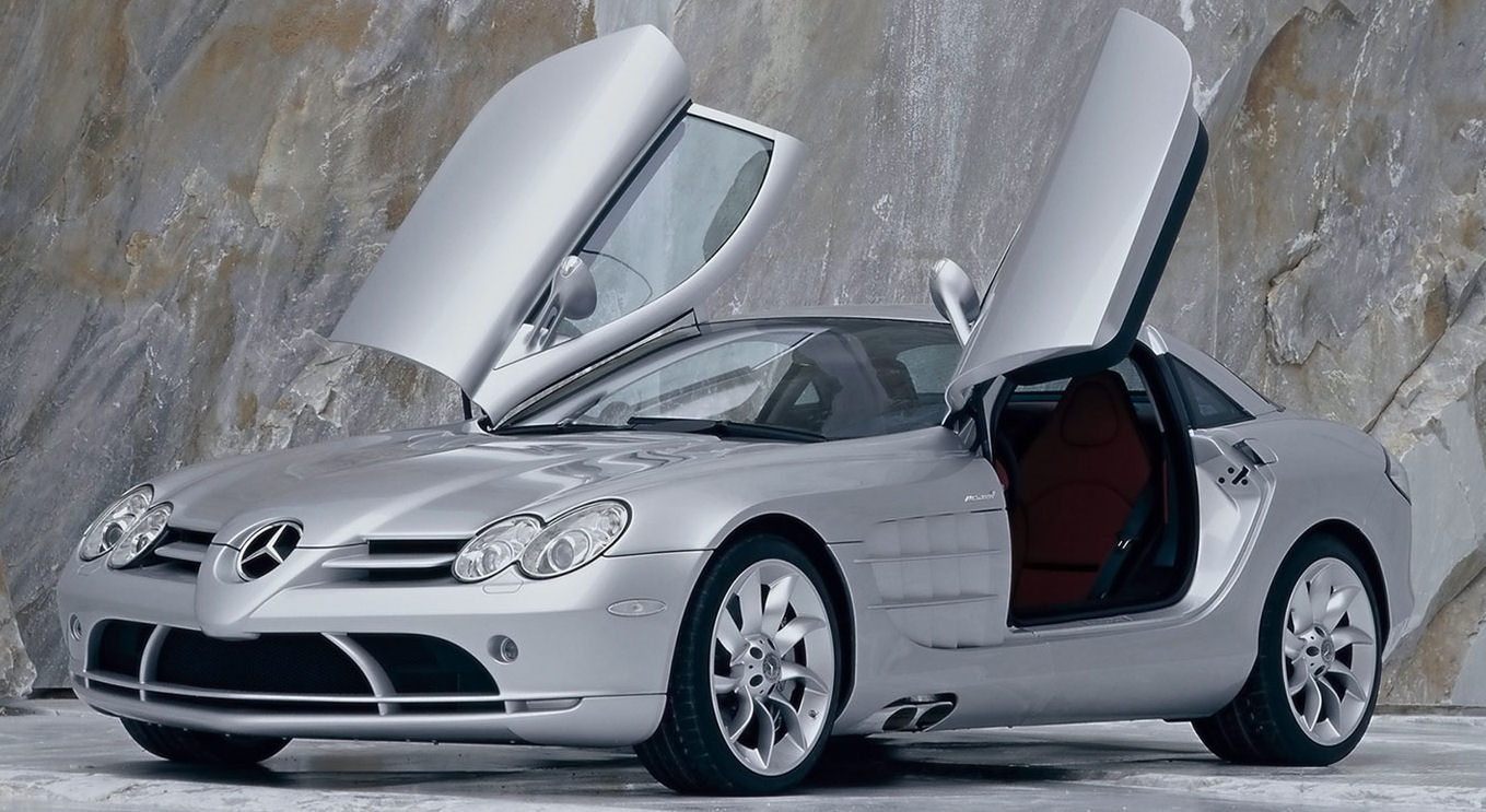 2005 Mercedes-Benz SLR McLaren, 2008 Mercedes-Benz SLR McLaren picture,