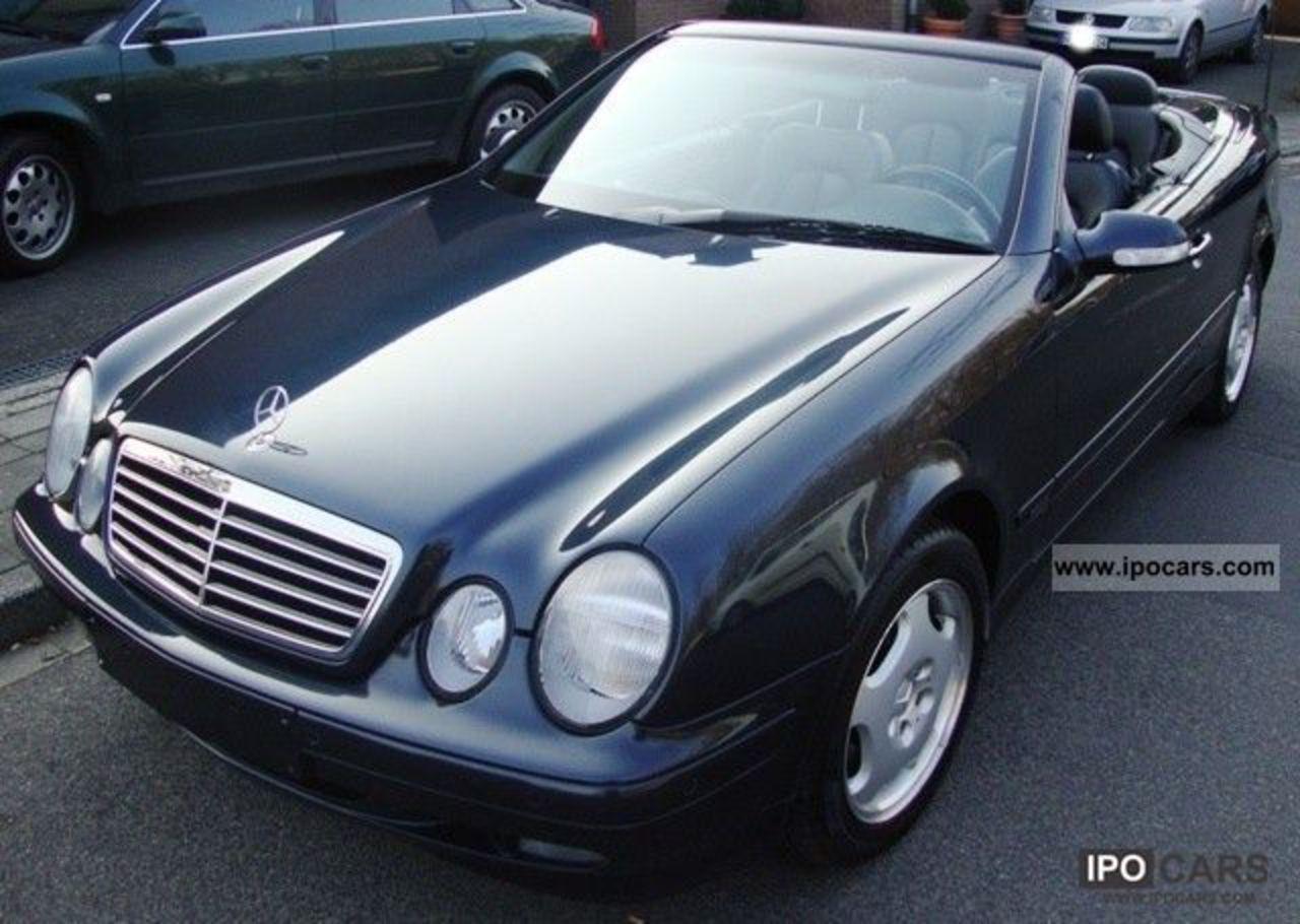 Topworldauto photos of mercedes benz clk 200 elegance for Mercedes benz clk
