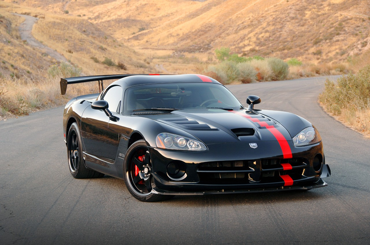 Dodge Viper. View Download Wallpaper. 1280x850. Comments