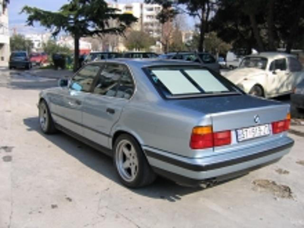 1992 BMW 5 Series 535i, 1992 BMW 535 535i picture, exterior