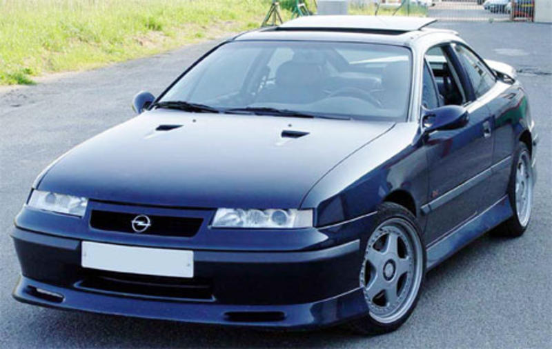 Download This High Resolution Picture of the 1994 Opel Calibra Turbo 4x4