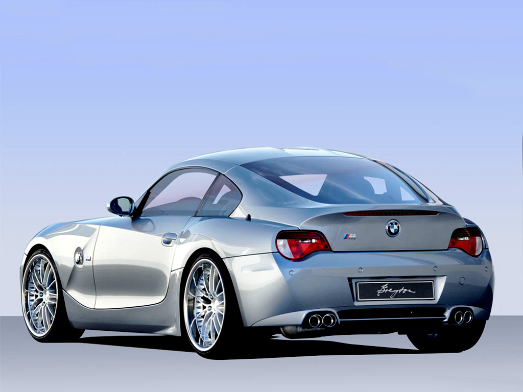 BMW BMW Z4 M COUPE