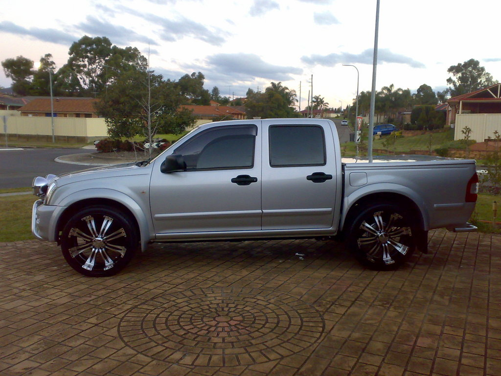 DreamTE's 2005 Holden Rodeo. Page 1 of 1