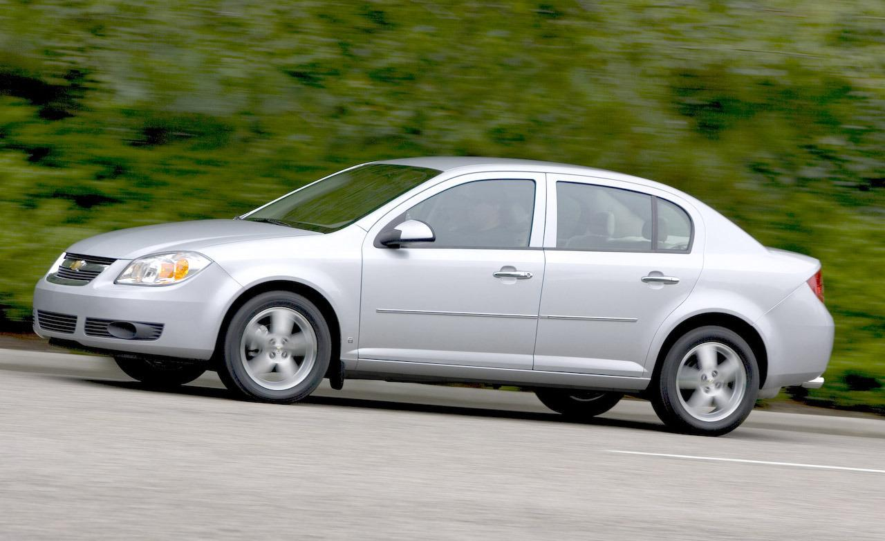 2008 Chevrolet Cobalt LT. WALLPAPER; PRINT; RETURN TO ARTICLE
