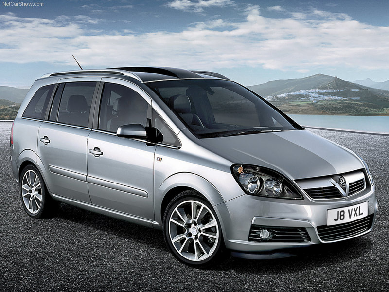 Vauxhall Zafira Tourer Lease, Leasing, Contract Hire