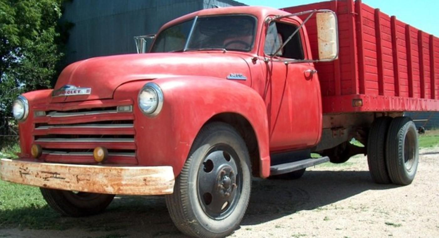 Topworldauto Photos Of Chevrolet 6400 Photo Galleries 1951 Dump Truck From The Description 1953