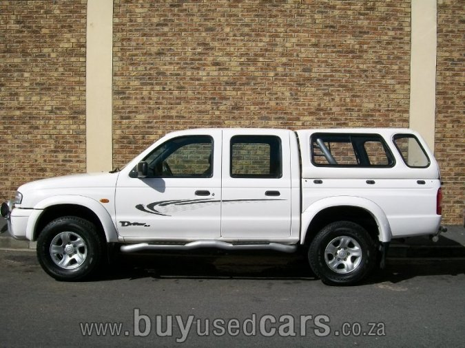 Mazda B 2500 D Crew Cab 4x4. View Download Wallpaper. 675x506. Comments