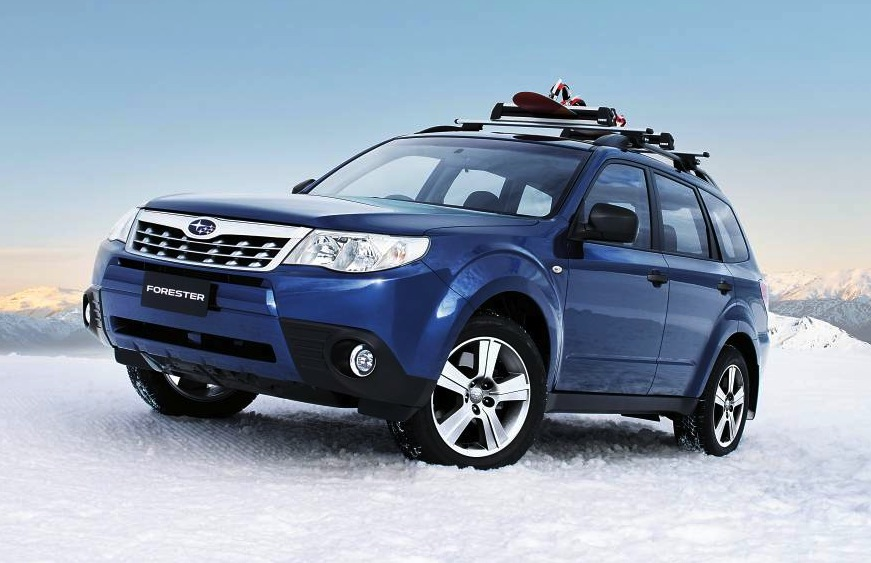The Subaru Forester X Luxury Edition is now available in Australia,