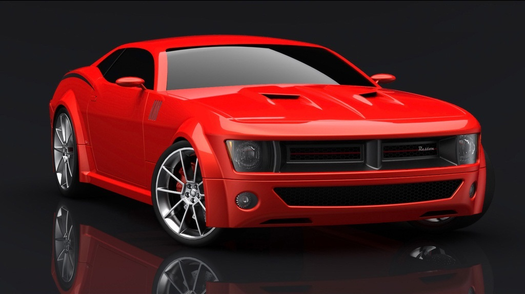 Plymouth Cuda Concept!! YAY!! Tue Oct 20, 2009 3:15 am. From this