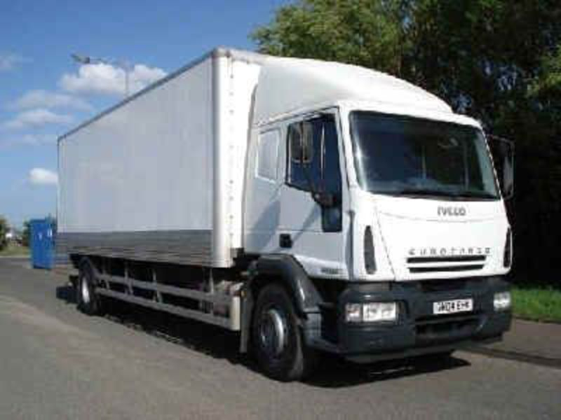 Iveco Eurocargo Lorries For Sale