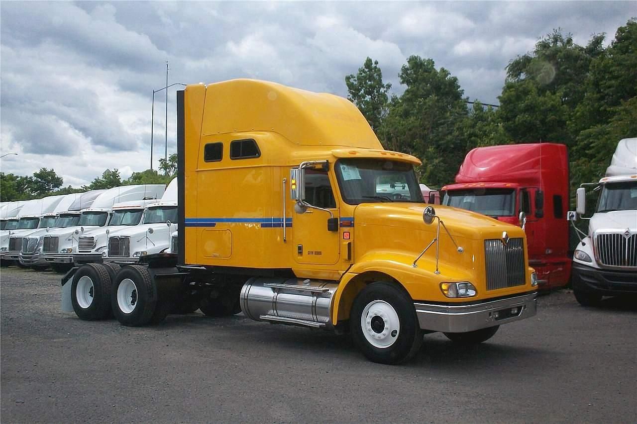 INTERNATIONAL 9400I SLEEPER FOR SALE IN PA PENNSYLVANIA. 2007 ...