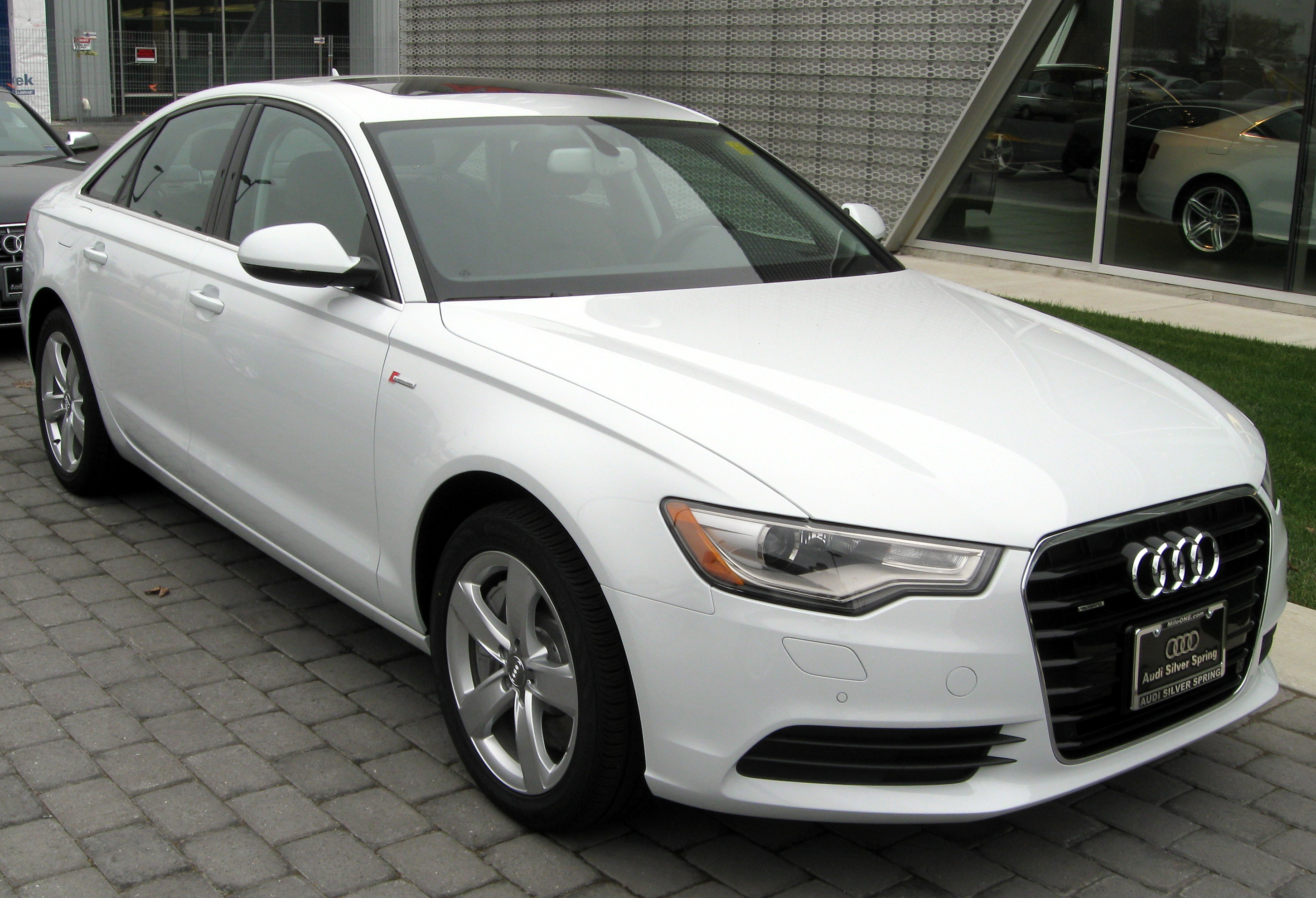TopWorldAuto s of Audi A6 photo galleries