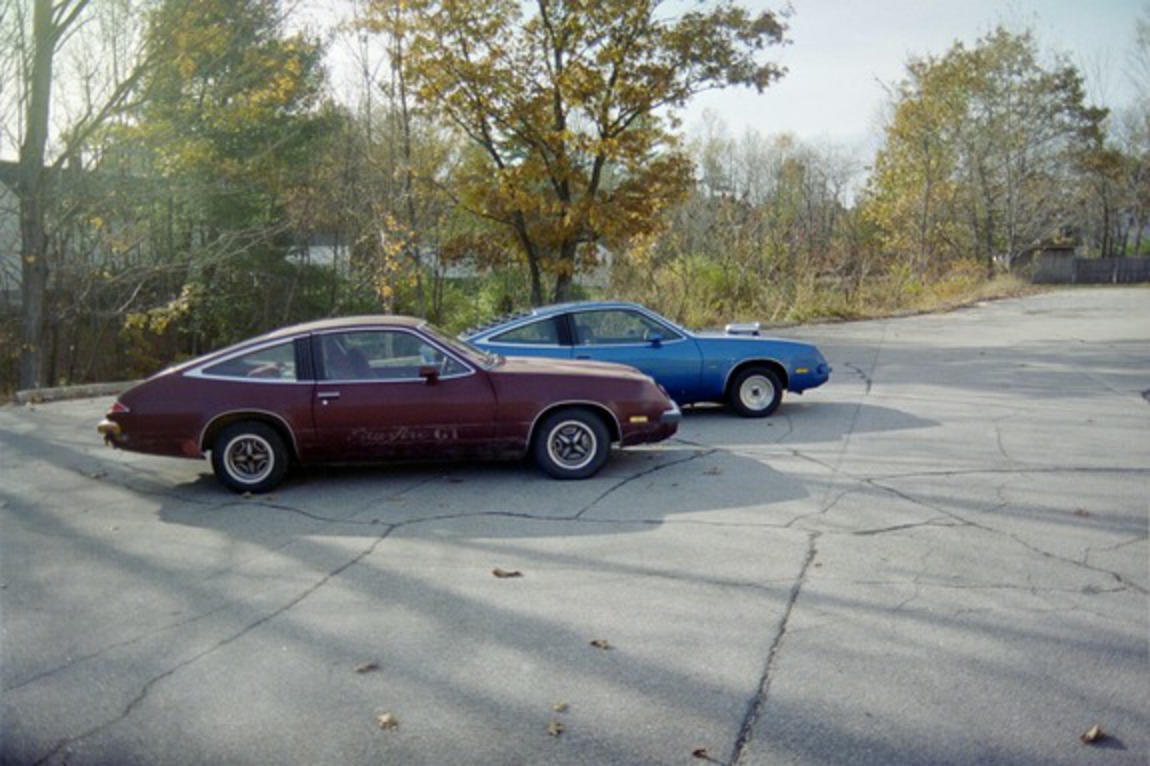 I have a 1976 Oldsmobile Starfire GT. I traded a $80 CD Player,
